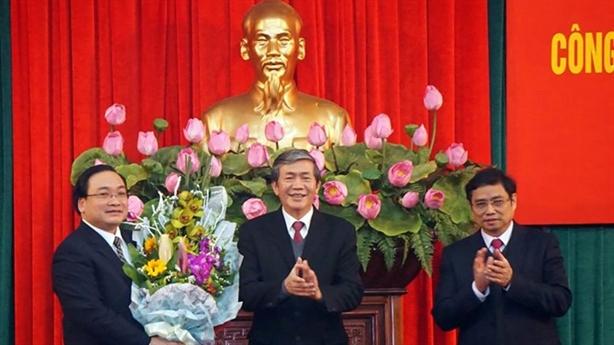 Phó Thủ tướng Hoàng Trung Hải làm Bí thư Hà Nội