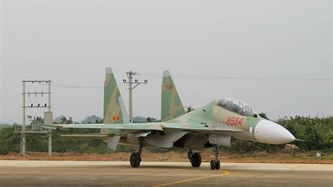 Nga giao 2 chiến đấu cơ Su-30MK2 cuối cùng cho Việt Nam