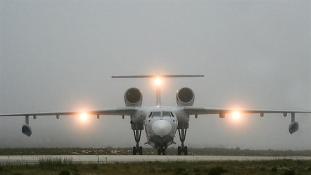 Indonesia mua thủy phi cơ Be-200
