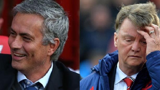 Van Gaal nhăn nhó, Mourinho hả hê đạt thỏa thuận