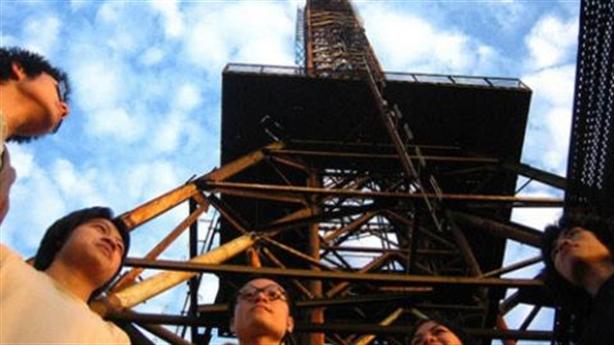 Tháp truyền hình cao nhất thế giới: VTV ''vẽ'' dự án?