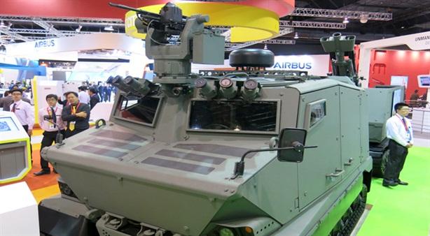 Quốc phòng Singapore khẳng định ngôi đầu: Xuất khẩu sang NATO