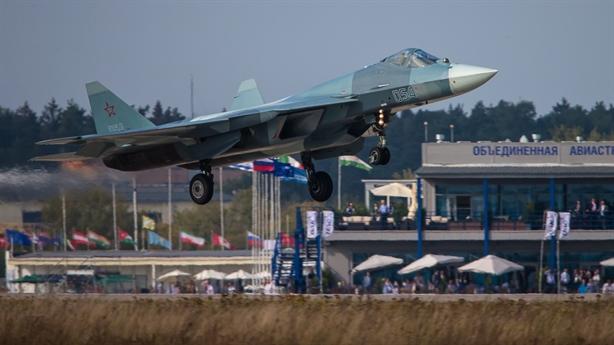 Lockheed Martin: Tiêm kích T-50 chỉ là bản nâng cấp của Su-35