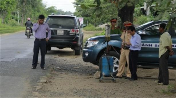 GĐ Sở GTVT xuống đường bắt xe quá tải:Tinh thần ông Thăng