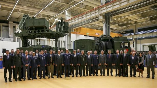 Thổ Nhĩ Kỳ nhận hệ thống tác chiến điện tử cực mạnh