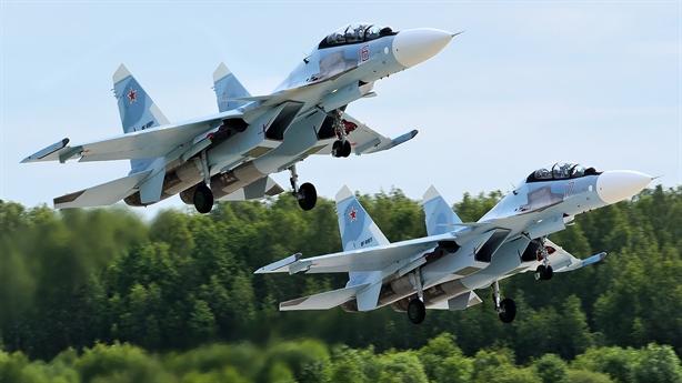 Mỹ có lý khi phản đối Nga bán Su-30SM cho Iran