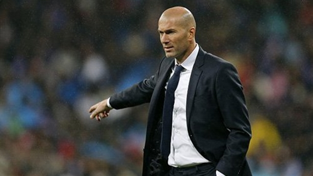 HLV Zidane nói lời dũng cảm sau trận thua cay đắng Atletico