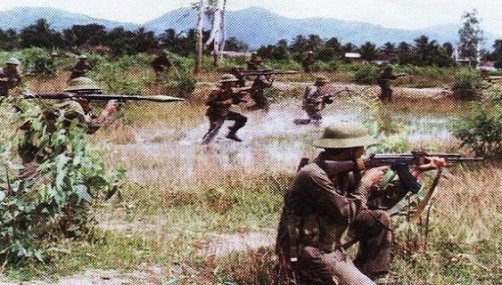 Cuộc chiến tranh 17-2-1979:Khả năng điều động binh lực của Việt Nam