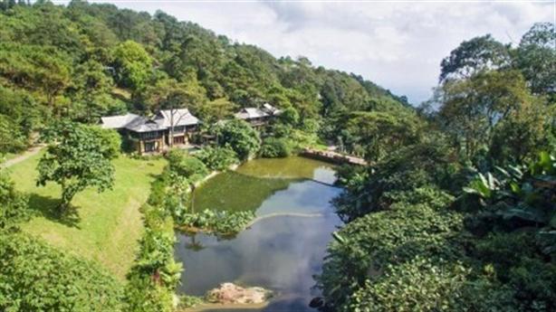Resort giữa vườn quốc gia Ba Vì: Đổi đất lấy...8 tỉ đồng?