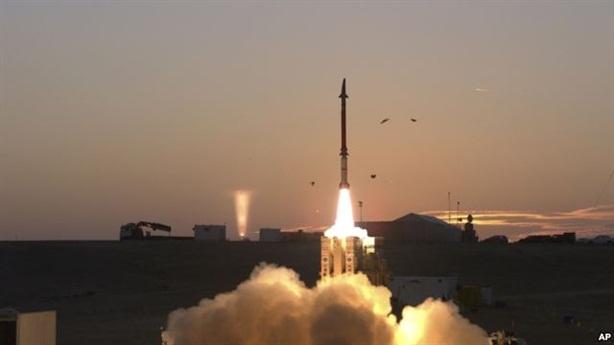 Nhận David's Sling, Israel hoàn thiện bộ 3 phòng thủ