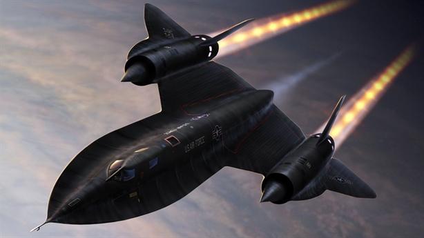 Bí mật về SR-71 Blachbird-máy bay trinh sát nhanh nhất thế giới