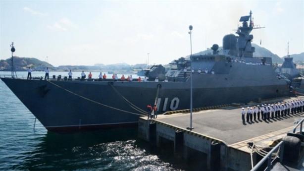 Thiết bị Đức trong sức mạnh Hải quân Việt Nam