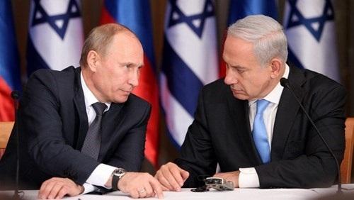 Giải mã cái bắt tay bất ngờ Nga – Israel
