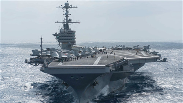 Tàu sân bay Mỹ đến Biển Đông,TQ có thể rút khỏi UNCLOS