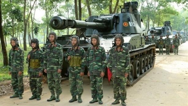 Pháo binh Việt Nam lộ sức trong bảng xếp hạng Global Firepower