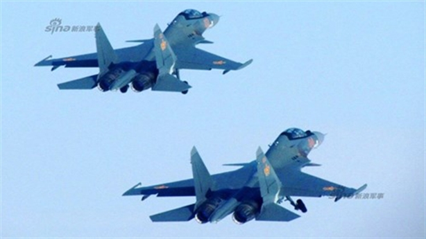 Kazakhstan khoe tiêm kích Su-30SM trong tập trận