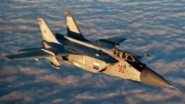 MiG-31BM Nga phóng tên lửa không đối không hạ mục tiêu