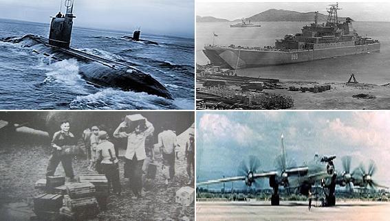 Cuộc chiến 17-2-1979: Mặt trận Biển Đông trong đối đầu căng thẳng...