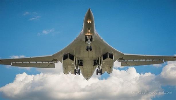 Vì sao Tu-160M2 tăng sức gấp đôi?
