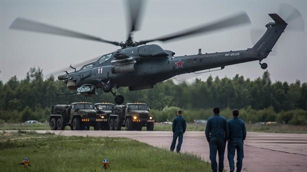 Lộ nguyên nhân khiến Ấn Độ loại bỏ trực thăng Nga