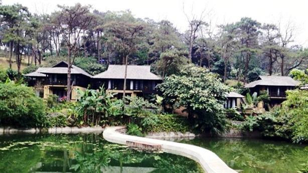 Resort giữa VQG Ba Vì: 8 tỷ chỉ đổi lấy 1,07 ha