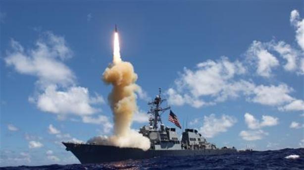 Tên lửa phòng không SM-6 diệt hạm: Kì diệu sức mạnh Mỹ