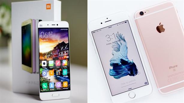 Cạnh tranh với iPhone, smartphone Trung Quốc chưa đủ tuổi?