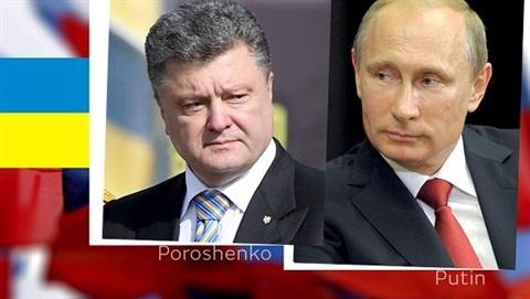 Ukraine cứng rắn với Nga trong bất lực?