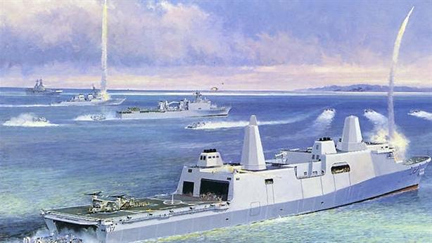 Mỹ sẽ triển khai siêu tàu phòng thủ tại Thái Bình Dương?