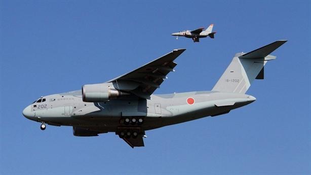 Nhật chuẩn bị cho tấn công đường không tầm xa