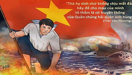 CQ-88:Vì sao Liên Xô làm ngơ Trung Quốc xâm lược Trường Sa?