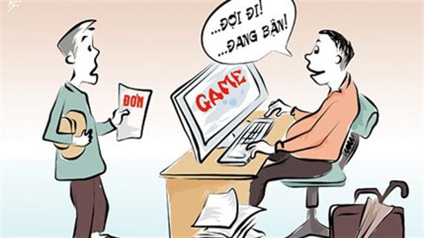 'Bệnh' mới của quan chức Việt