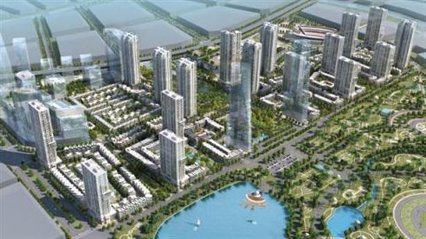 Trung tâm 300 triệu USD của Samsung được xây ở HN