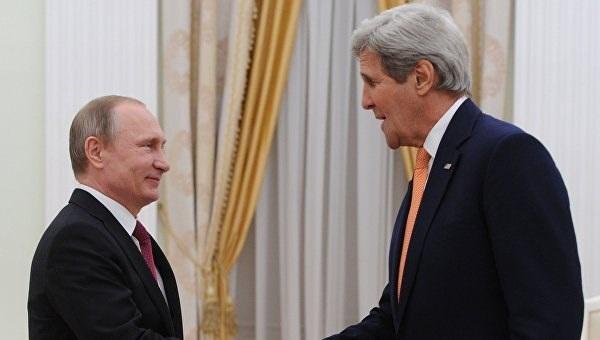 Mỹ nhún nhường Nga trên cả hai mặt trận?