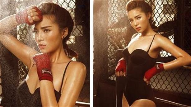Hoa hậu Kỳ Duyên lột xác đầy sexy trước khi hết thời