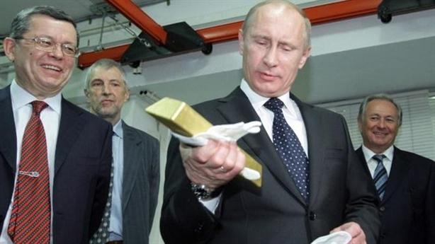 Tính toán khôn ngoan của Nga khi tăng dự trữ vàng