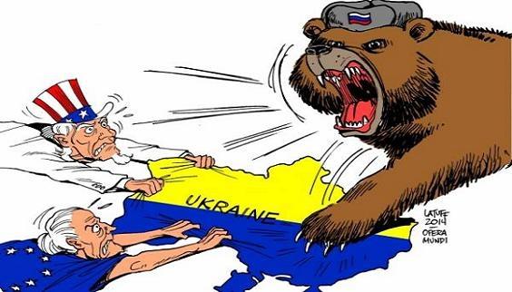 Học giả Mỹ khuyên 'Công chúa'…Ukraine đừng tin Hiệp sĩ Mỹ