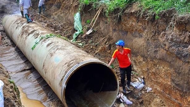 Đường ống sông Đà 2:Vinaconex nói thật về nhà đầu tư ngoại