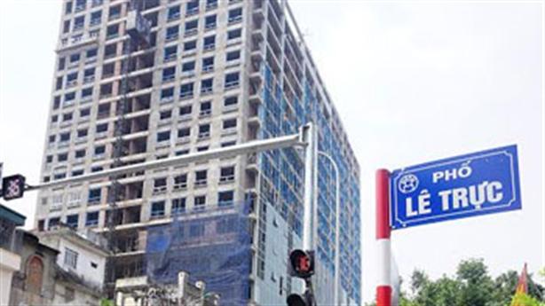 Xử nhà sai phép: Hà Nội nhanh hơn Đà Nẵng?