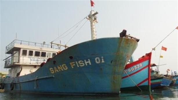 Ngư dân trả tàu vỏ thép: Vinashin nhận lại không tính lãi