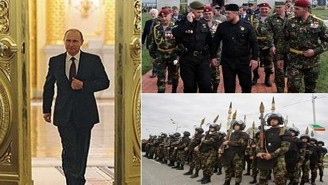 Ramzan Kadyrov: Obama phải trao trả giải Nobel hòa bình cho Putin