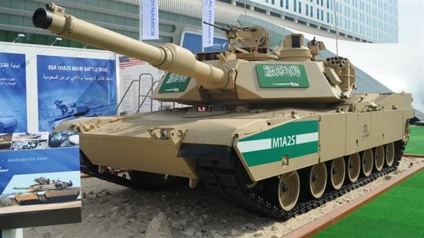 Saudi Arabia vượt mặt Nga về mua sắm quốc phòng