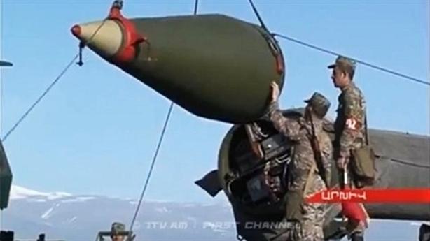 Lộ 'bảo bối' Armenia chưa dùng trong cuộc chiến với Azerbaijan
