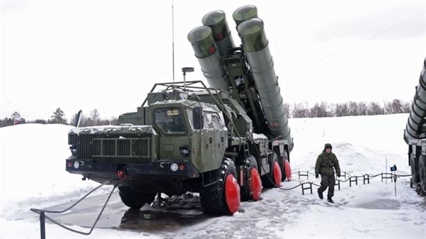 Uy thế của Mỹ khi Nga chuyển giao S-300 cho Iran