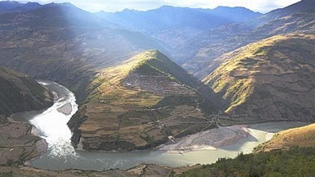 Trung Quốc tiếp tục xả nước xuống hạ lưu sông Mekong