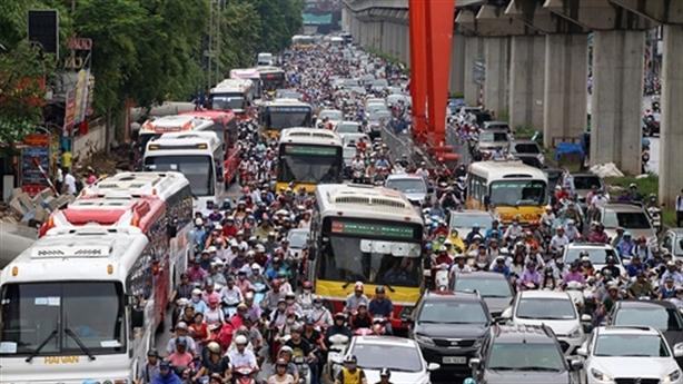 Cả nước có 32 vụ tắc đường: Lãnh đạo CA không tin