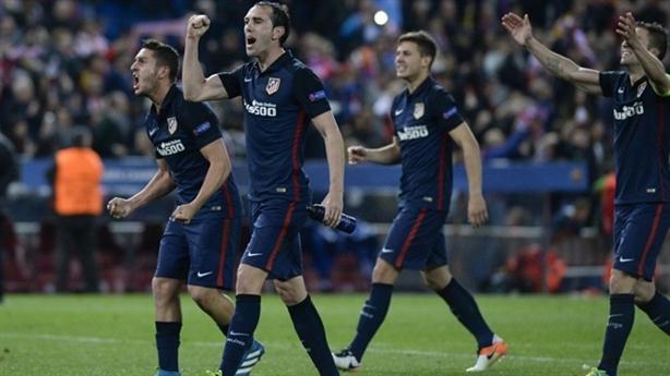 Barca xứng đáng bị Atletico loại khỏi Champions League!