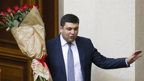 Ukraine có Tân Thủ tướng: Maidan thay áo