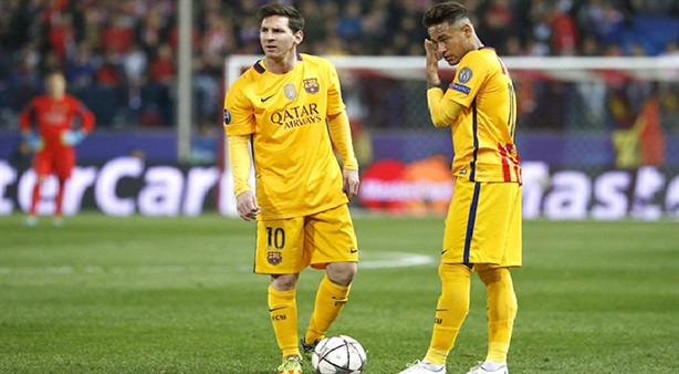 Vì sao Messi, Suarez và Neymar vô hại trước Atletico?