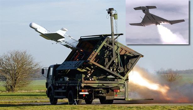 Quân Azerbaijan cho máy bay không người lái cảm tử xuất trận